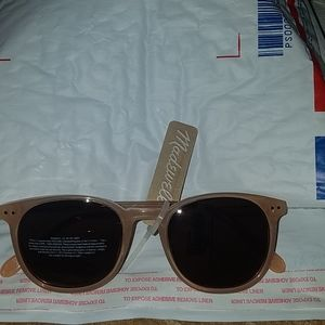 MADEWELL SUNGLASSES new